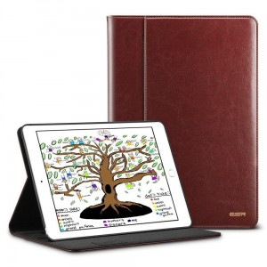 "Etui do iPad 9.7 "" Esr Intelligent  [brązowe]"