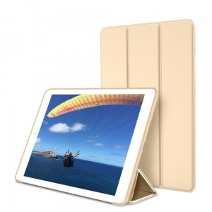 TECH-PROTECT SMARTCASE IPAD MINI 1/2/3 GOLD