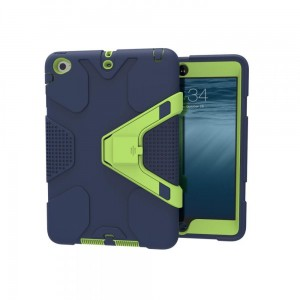 TECH-PROTECT GEOMETRIC IPAD MINI 1/2/3 NAVY/LIME