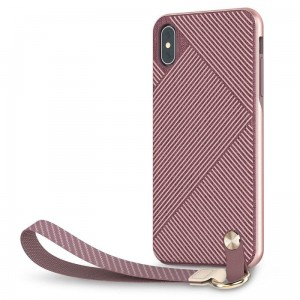 Etui do iPhone XS MAX - Moshi Altra  [blossom pink]