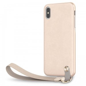 Etui do iPhone XS MAX - Moshi Altra [savanna beige]