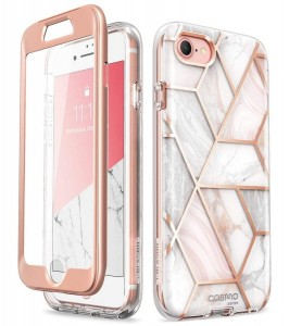 Etui do iPhone 7/8/SE 2020 Supcase Cosmo [Marble]
