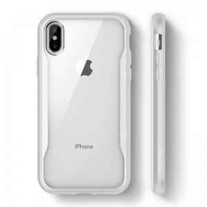 "Etui do iPhone X/XS (5.8"") Caseology Coastline Case [białe]"