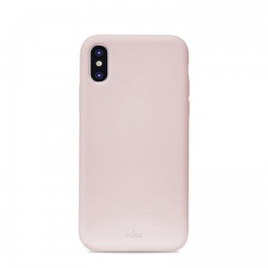 "Etui do iPhone XS MAX (6.5"") Puro Icon Cover [piaskowy róż]"