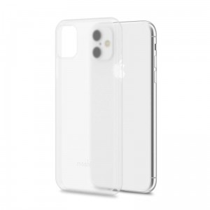 Etui do iPhone 11 Moshi Superskin [stealth clear]