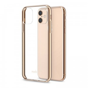 Etui do iPhone 11 Moshi Vitros [złoty]