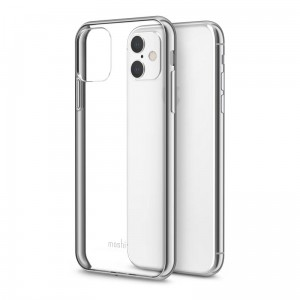 Etui do iPhone 11 Moshi Vitros [srebny]