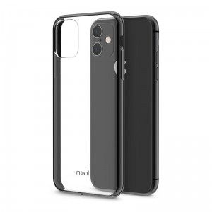 Etui do iPhone 11 Moshi Vitros [czarny]