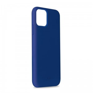 Etui do iPhone 11 Puro Icon Cover [granatowy]