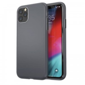 Etui do iPhone 11 Pro X-Doria Airskin [przydymiony]