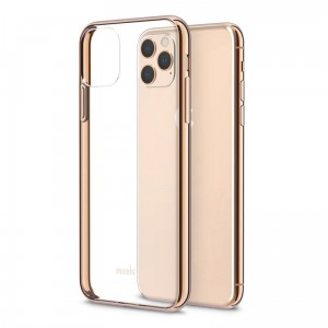 Etui do iPhone 11 Pro Max Moshi Vitros [złoty]