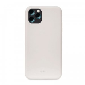 Etui do iPhone 11 Pro Max Puro Icon Cover [ciemnoszary]