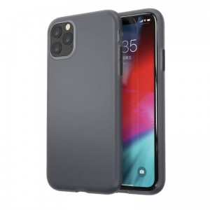 Etui do iPhone 11 Pro Max X-Doria Airskin [przydymiony]