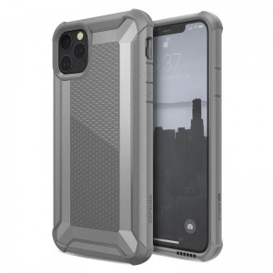 Etui do iPhone 11 Pro Max X-Doria Defense Tactical (etui pancerne - test upadku 3M) [szary]