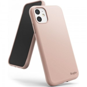 Etui do iPhone 11 Ringke Air S [różowy piasek]