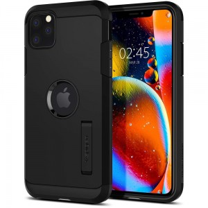 Etui do iPhone 11 Pro Spigen Tough Armor [czarny]