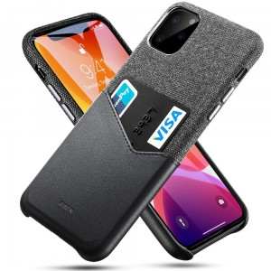 Etui do iPhone 11 Pro Max Esr Metro Wallet [czarny]