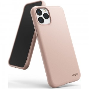 Etui do iPhone 11 Pro Max Ringke Air S [różowy piasek]