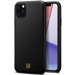 Etui do iPhone 11 Pro Max Spigen La Manon Calin [czarny]