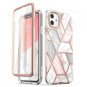 Etui do iPhone 11 Supcase Cosmo [marble]