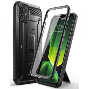 Etui do iPhone 11 Supcase Unicorn Beetle [czarny]