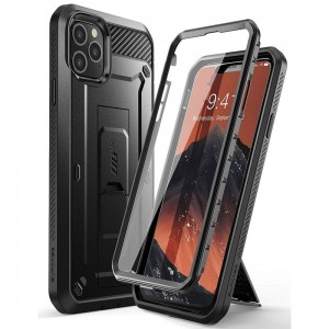 Etui do iPhone 11 Pro Max Supcase Unicorn Beetle [czarny]