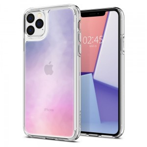 Etui do iPhone 11 Pro Max Spigen Crystal Hybrid Quartz Gradation