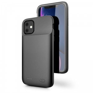 Etui z baterią 5000 mAh do iPhone 11 Tech-Protect [czarne]