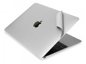 Folia ochronna do MacBook Pro 13 Retina Tech-Protect 3M Skin [srebny]