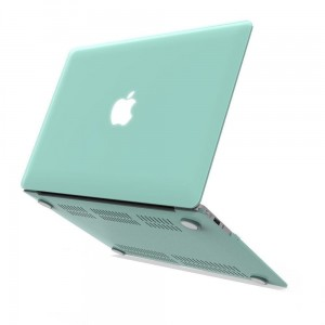 Etui do MacBook Air 13 Tech-Protect Smartshell [miętowy mat]