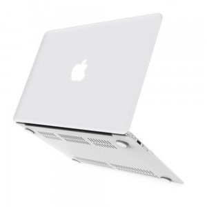 Etui do MacBook Air 13 Tech-Protect Smartshell [jasny mat]