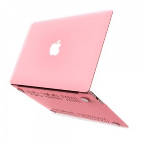 Etui do MacBook Air 13 Tech-Protect Smartshell [różowy mat]