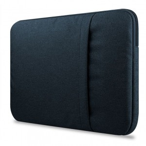 Pokrowiec do MacBook Pro 15 Tech-Protect Sleeve [ciemno niebieski]