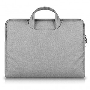Torba do MacBook Air / Pro 13 Tech-Protect Briefcase [jasno szary]