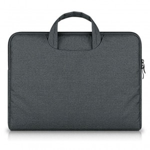 Torba do MacBook Air / Pro 13 Tech-Protect Briefcase [ciemno szary]