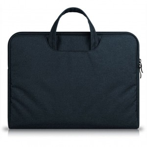 Torba do MacBook Air / Pro 13 Tech-Protect Briefcase [ciemno granatowy]