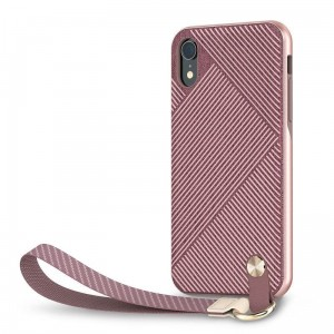 Etui do iPhone XR Moshi Altra [blossom pink]