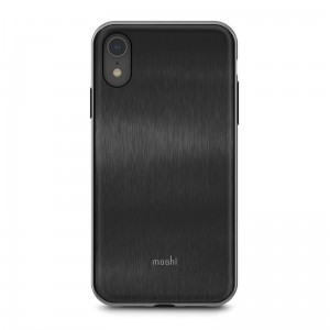 Etui do iPhone XR Moshi Iglaze [czarny]
