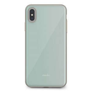 "Etui do iPhone XS MAX (6.5"") Moshi Iglaze [niebieski]"