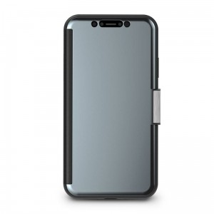 Etui do iPhone XR Moshi StealthCover [stalowo szary]