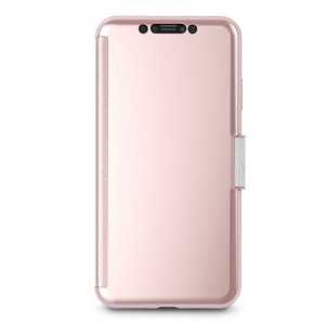 "Etui do iPhone XS MAX (6.5"") Moshi StealthCover [różowo złoty]"