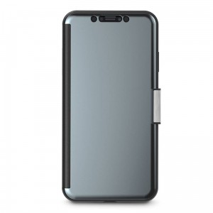 "Etui do iPhone XS MAX (6.5"") Moshi StealthCover [stalowo szary]"