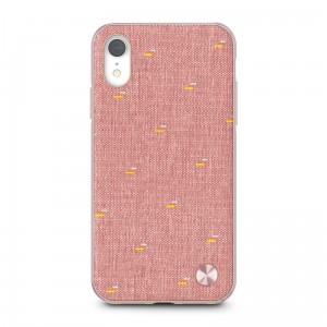 Etui do iPhone XR Moshi Vesta [różowy]