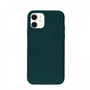 Etui do iPhone 11 Puro Icon Cover [ciemnozielony]