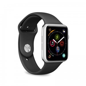 Pasek do Apple Watch 1/2/3/4/5/6/SE (38/40 mm) Puro Icon [czarny]