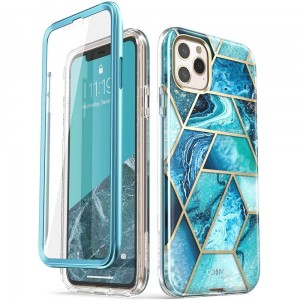 Etui do iPhone 11 Pro Supcase Cosmo [turkusowy]