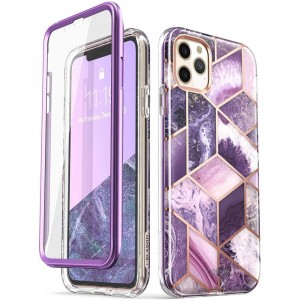 Etui do iPhone 11 Pro Supcase Cosmo [fioletowy]
