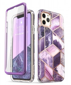 Etui do iPhone 11 Pro Max Supcase Cosmo [fioletowy]
