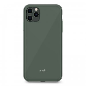 Etui do iPhone 11 Pro Max Moshi Iglaze [midnight green]