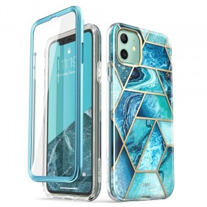 Etui do iPhone 11 Supcase Cosmo [turkusowy]